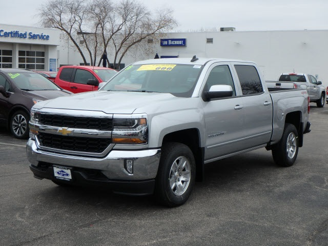2018 Silverado 1500 Crew Cab 4x4,  Pickup #18518 - photo 5