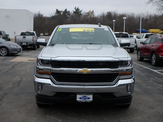 2018 Silverado 1500 Crew Cab 4x4,  Pickup #18518 - photo 6