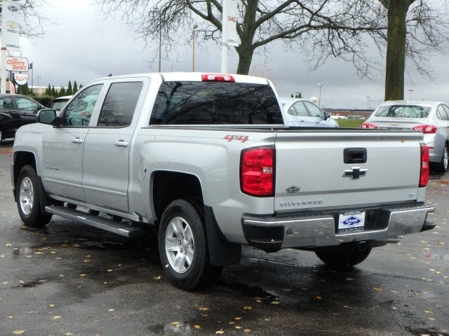 2018 Silverado 1500 Crew Cab 4x4,  Pickup #18531 - photo 4