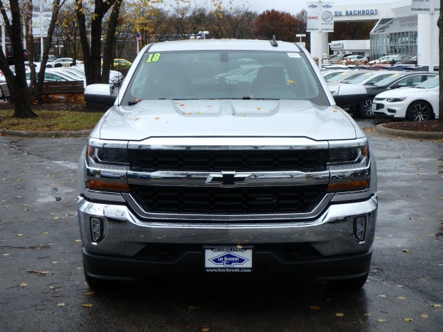 2018 Silverado 1500 Crew Cab 4x4,  Pickup #18531 - photo 6
