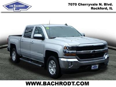 2018 Silverado 1500 Crew Cab 4x4,  Pickup #18531 - photo 1