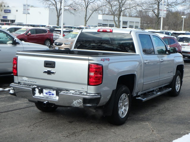 2018 Silverado 1500 Crew Cab 4x4,  Pickup #18532 - photo 4