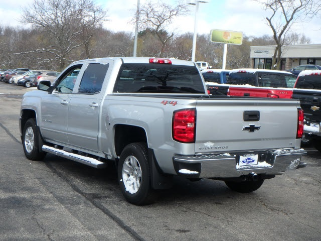 2018 Silverado 1500 Crew Cab 4x4,  Pickup #18532 - photo 2