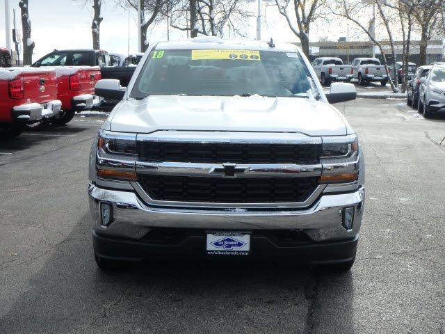 2018 Silverado 1500 Crew Cab 4x4,  Pickup #18532 - photo 6