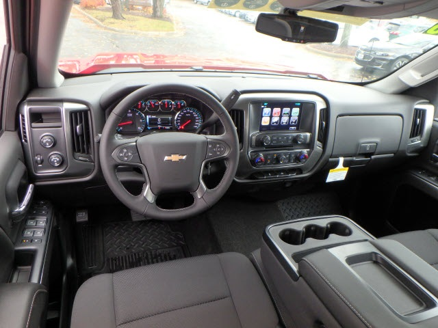 2018 Silverado 1500 Double Cab 4x4,  Pickup #18534 - photo 10