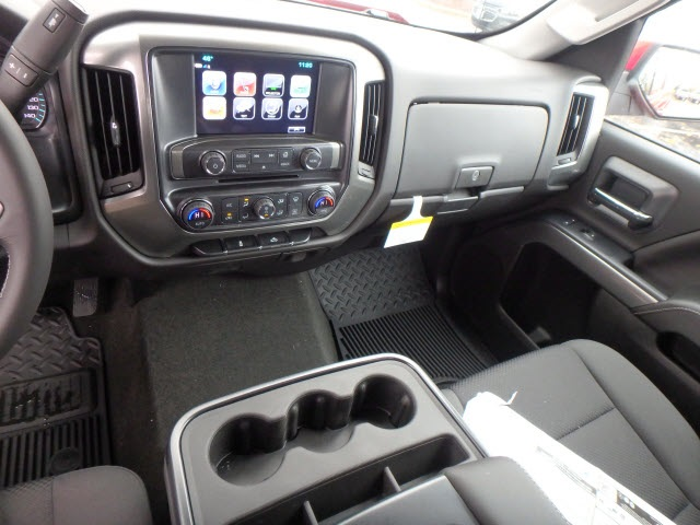 2018 Silverado 1500 Double Cab 4x4,  Pickup #18534 - photo 16