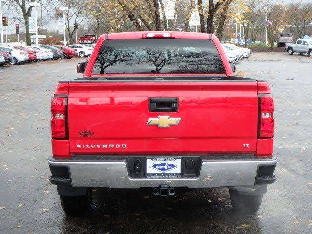 2018 Silverado 1500 Double Cab 4x4,  Pickup #18534 - photo 3