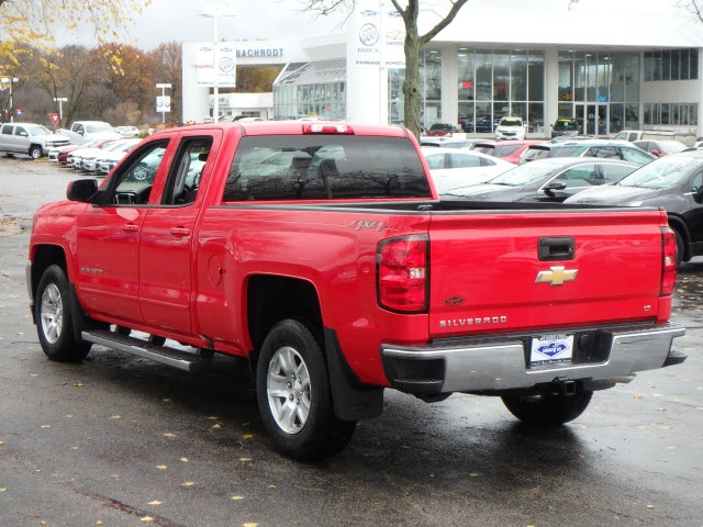 2018 Silverado 1500 Double Cab 4x4,  Pickup #18534 - photo 4