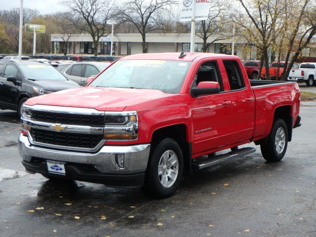 2018 Silverado 1500 Double Cab 4x4,  Pickup #18534 - photo 5