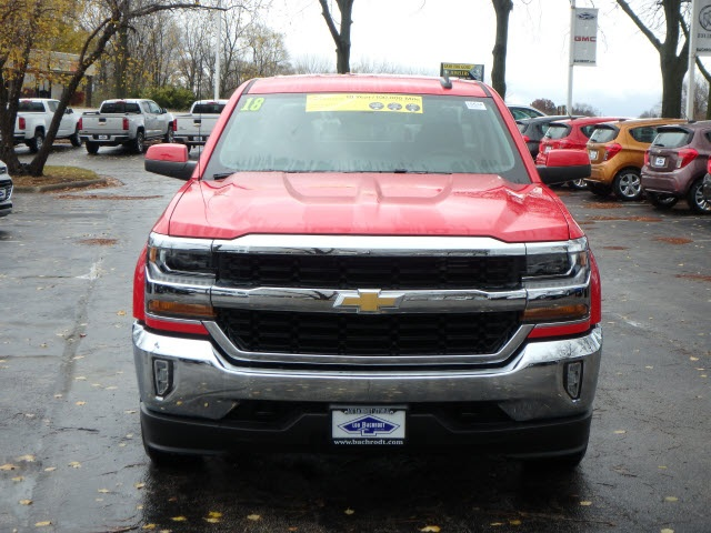 2018 Silverado 1500 Double Cab 4x4,  Pickup #18534 - photo 6