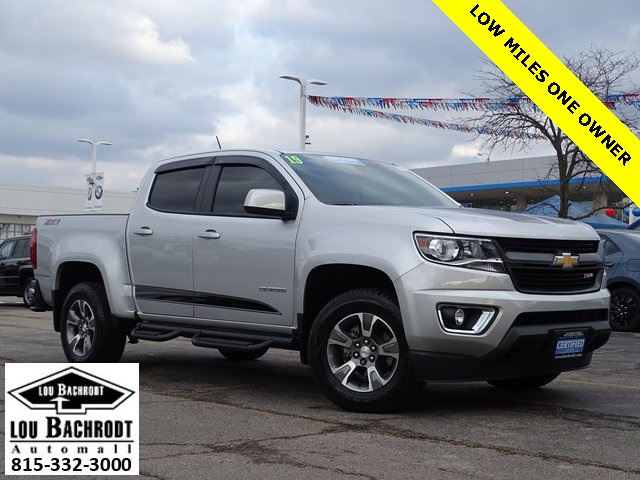 2019 Colorado Crew Cab 4x4,  Pickup #19038 - photo 3