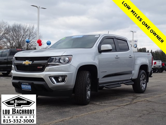 2019 Colorado Crew Cab 4x4,  Pickup #19038 - photo 2