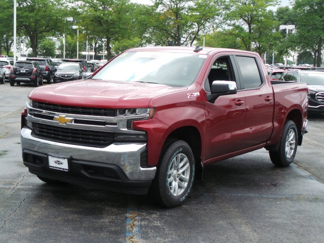 2019 Silverado 1500 Crew Cab 4x4,  Pickup #19058 - photo 1
