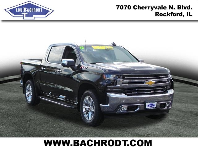 2019 Silverado 1500 Crew Cab 4x4,  Pickup #19096 - photo 1