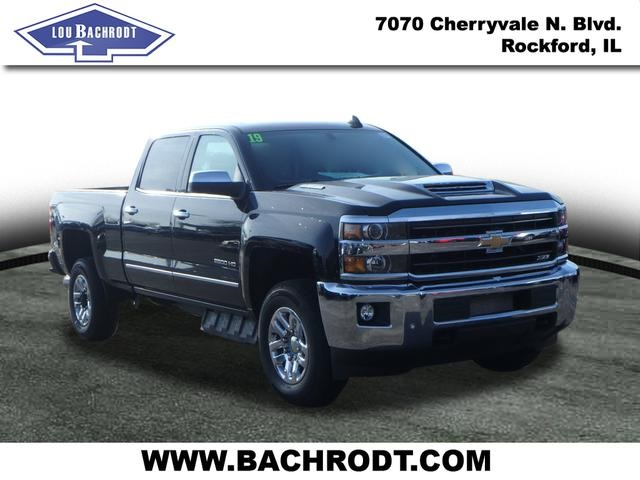 2019 Silverado 2500 Crew Cab 4x4,  Pickup #19097 - photo 3