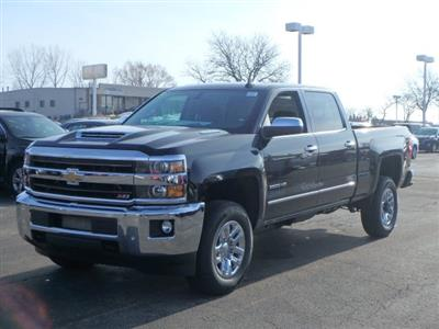 2019 Silverado 2500 Crew Cab 4x4,  Pickup #19097 - photo 1