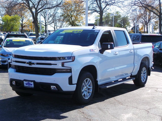 2019 Silverado 1500 Crew Cab 4x4,  Pickup #19105 - photo 5