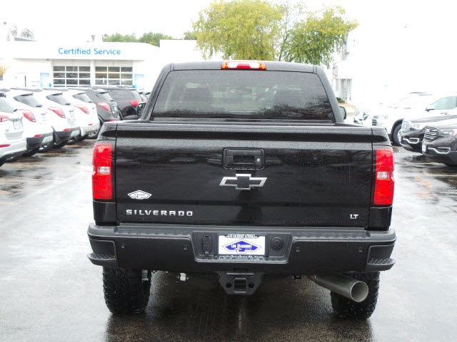 2019 Silverado 2500 Crew Cab 4x4,  Pickup #19122 - photo 3