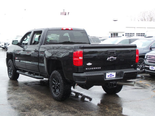 2019 Silverado 2500 Crew Cab 4x4,  Pickup #19122 - photo 4