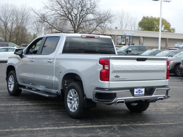 2019 Silverado 1500 Crew Cab 4x4,  Pickup #19137 - photo 4