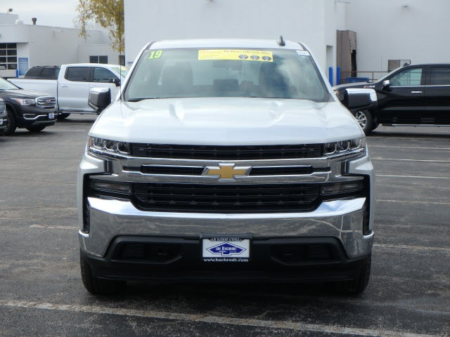 2019 Silverado 1500 Crew Cab 4x4,  Pickup #19137 - photo 6