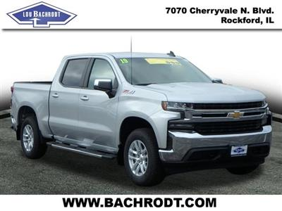 2019 Silverado 1500 Crew Cab 4x4,  Pickup #19137 - photo 1