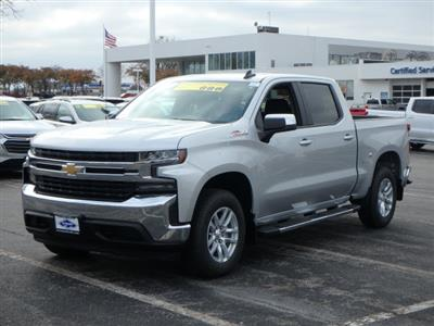 2019 Silverado 1500 Crew Cab 4x4,  Pickup #19137 - photo 5