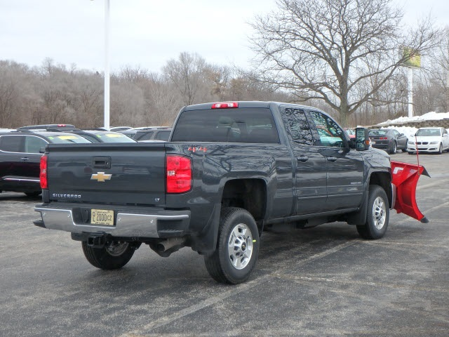 2019 Silverado 2500 Double Cab 4x4,  BOSS Snowplow Pickup #19163 - photo 2