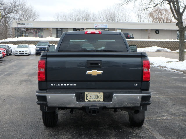 2019 Silverado 2500 Double Cab 4x4,  BOSS Snowplow Pickup #19163 - photo 3