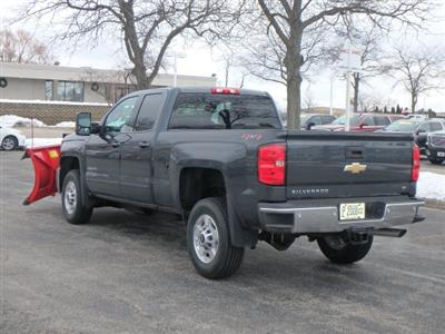 2019 Silverado 2500 Double Cab 4x4,  BOSS Snowplow Pickup #19163 - photo 4