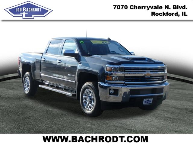 2019 Silverado 2500 Crew Cab 4x4,  Pickup #19212 - photo 3