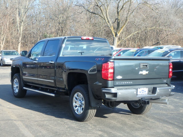 2019 Silverado 2500 Crew Cab 4x4,  Pickup #19212 - photo 2