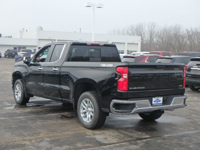 2019 Silverado 1500 Double Cab 4x4,  Pickup #19228 - photo 4