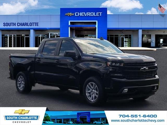 2019 Silverado 1500 Crew Cab 4x2,  Pickup #D110273 - photo 1