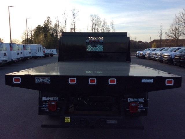 2016 Silverado 3500 Regular Cab, Knapheide Platform Body #GF274631 - photo 6