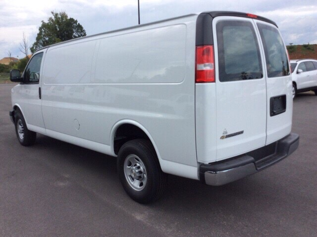 2017 Express 2500, Cargo Van #H1115817 - photo 2