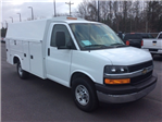 2017 Express 3500, Knapheide Service Utility Van #H1133017 - photo 1