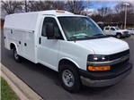 2017 Express 3500, Knapheide Service Utility Van #H1157385 - photo 1