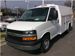 2017 Express 3500, Knapheide Service Utility Van #H1157437 - photo 1