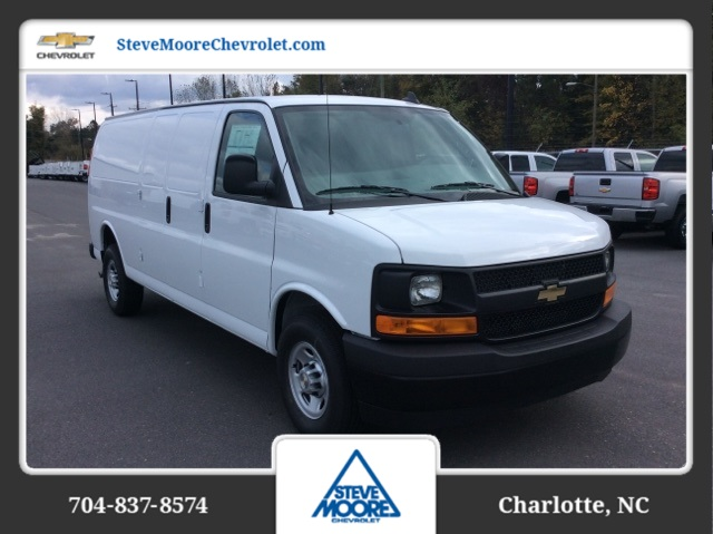 2017 Express 2500, Cargo Van #H1346611 - photo 3