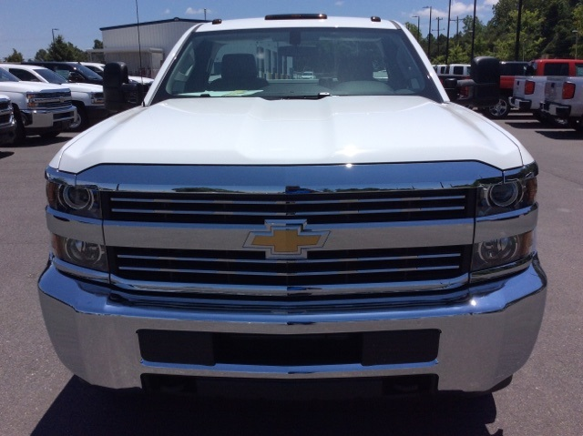 2017 Silverado 3500 Regular Cab DRW 4x4, Knapheide Service Body #HF176153 - photo 9