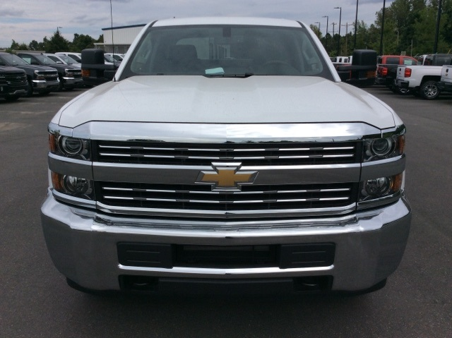 2017 Silverado 2500 Crew Cab, Reading Service Body #HF202982 - photo 9