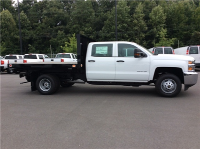 2017 Silverado 3500 Crew Cab DRW, Knapheide Value-Master X Platform Body #HF211008 - photo 5