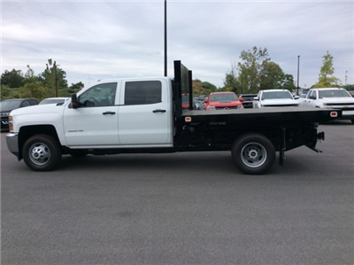 2017 Silverado 3500 Crew Cab DRW, Knapheide Value-Master X Platform Body #HF211008 - photo 7