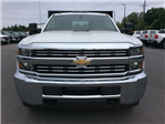 2017 Silverado 3500 Crew Cab DRW, Knapheide Value-Master X Platform Body #HF211008 - photo 8