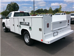 2017 Silverado 3500 Regular Cab DRW, Reading Service Body #HF214964 - photo 1