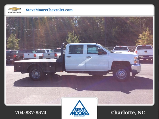 2017 Silverado 3500 Crew Cab DRW, CM Truck Beds SK Model Platform Body #HF217011 - photo 4