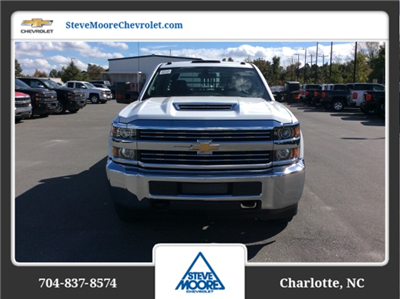 2017 Silverado 3500 Crew Cab DRW, CM Truck Beds SK Model Platform Body #HF217011 - photo 8
