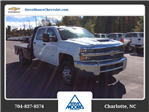 2017 Silverado 3500 Crew Cab DRW, CM Truck Beds SK Model Platform Body #HF217011 - photo 3