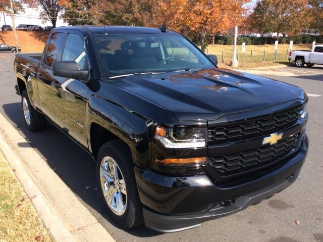 2017 Silverado 1500 Double Cab, Pickup #HZ169971 - photo 3